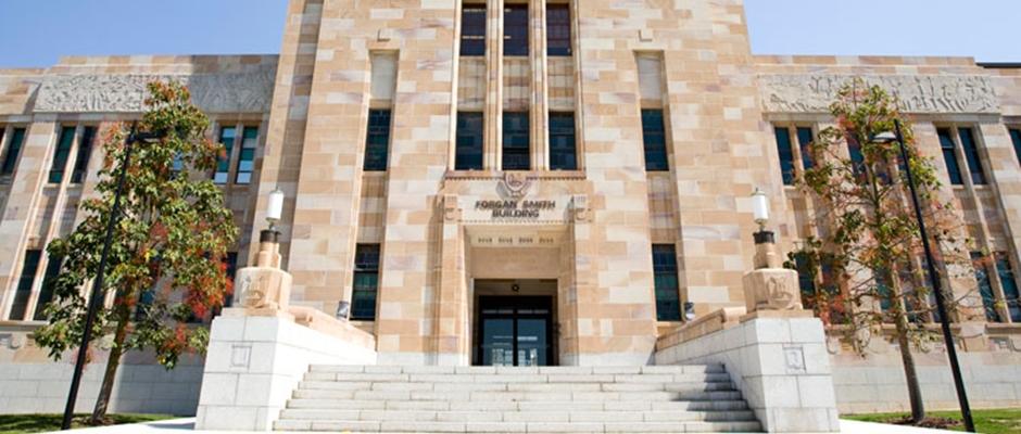 昆士兰大学全景图片