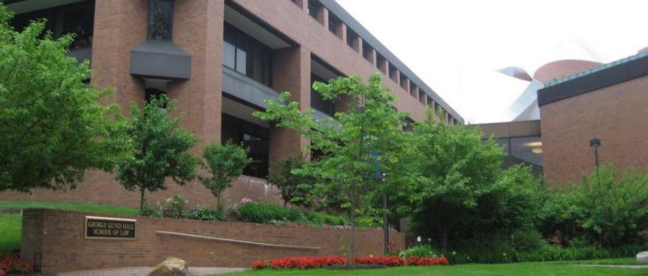 凯斯西储大学全景图片