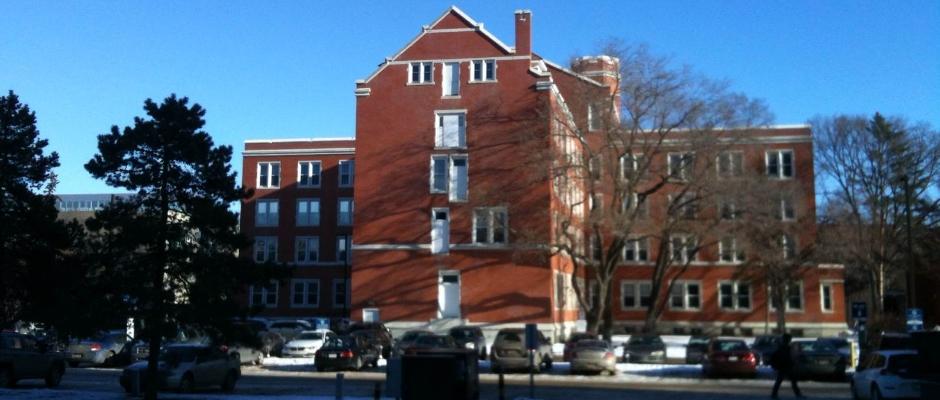 阿尔伯塔大学全景图片