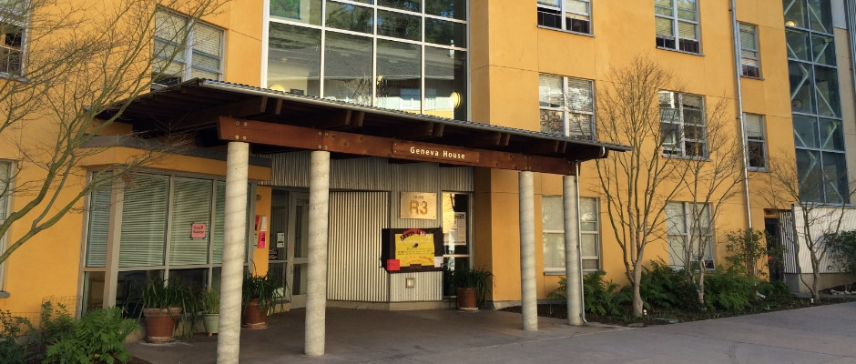 加州大学圣克鲁兹分校全景图片