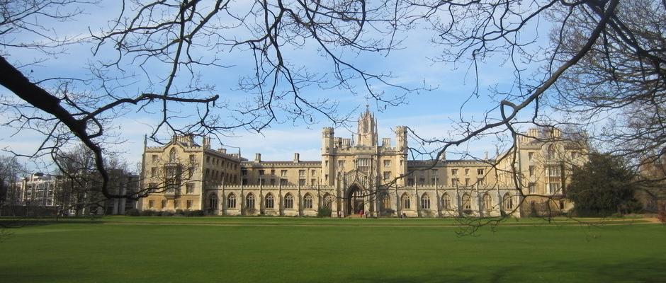 剑桥大学全景图片2