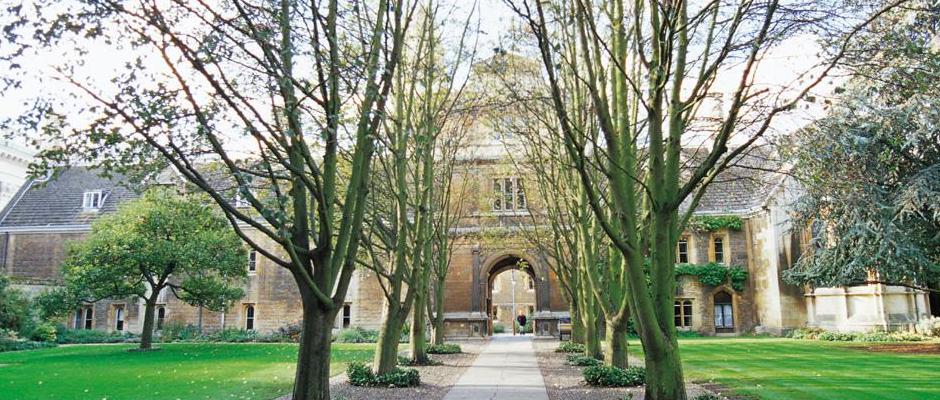 剑桥大学全景图片3