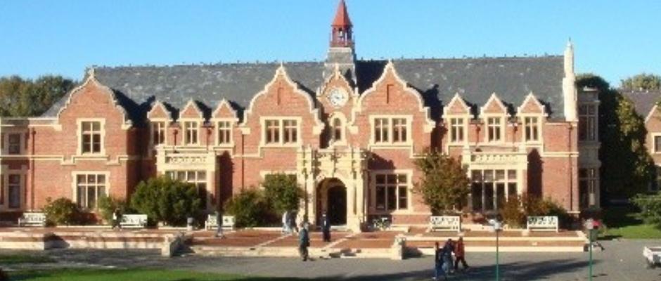 加州理工学院全景图片