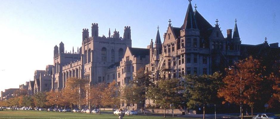 芝加哥大学全景图片2