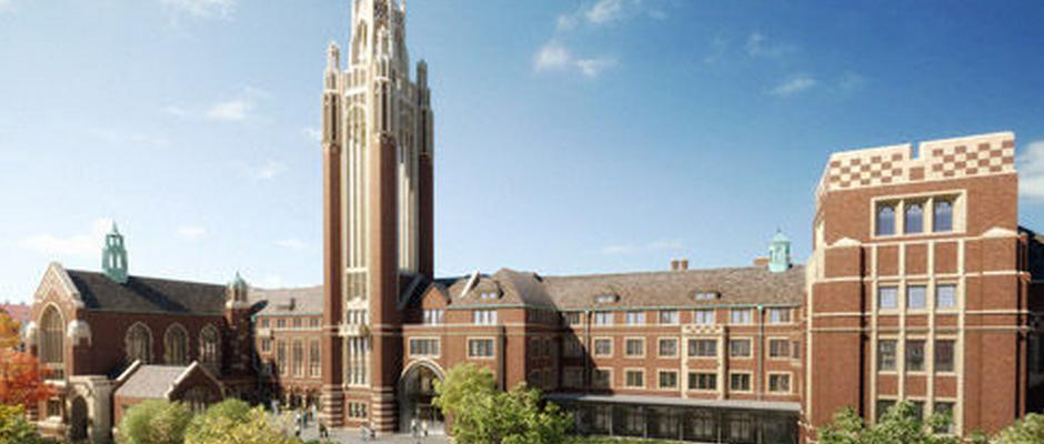 芝加哥大学全景图片3