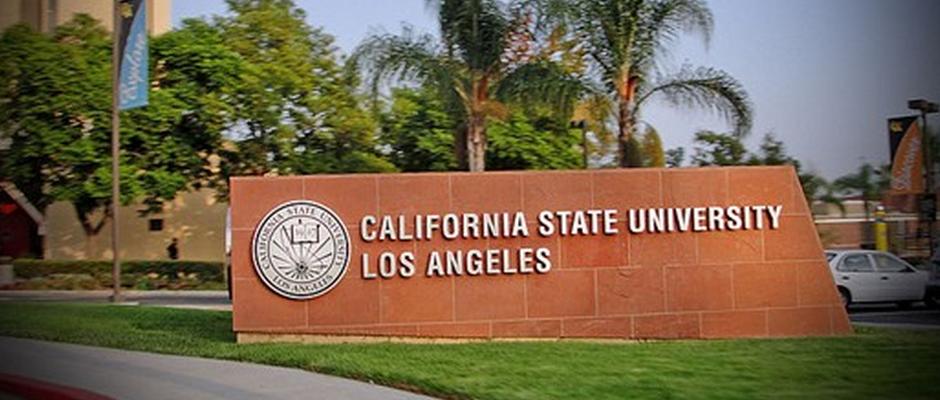 加州大学洛杉矶分校全景图片