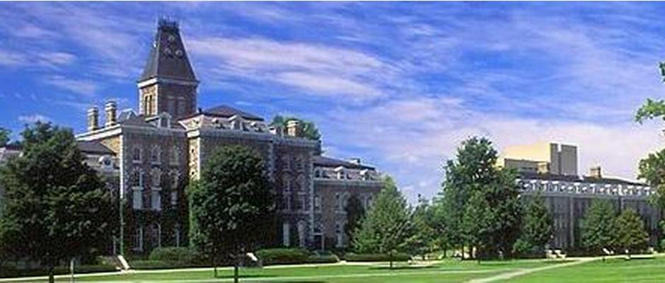 康奈尔大学全景图片