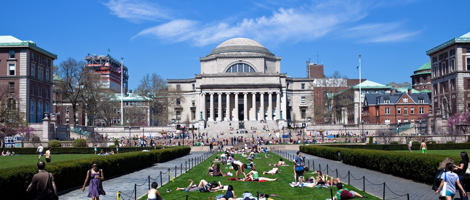 宾夕法尼亚大学全景图片