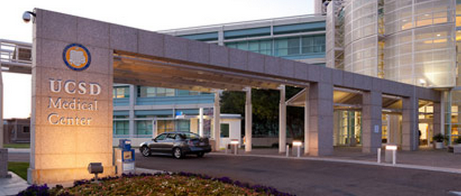 加州大学圣地亚哥分校全景图片