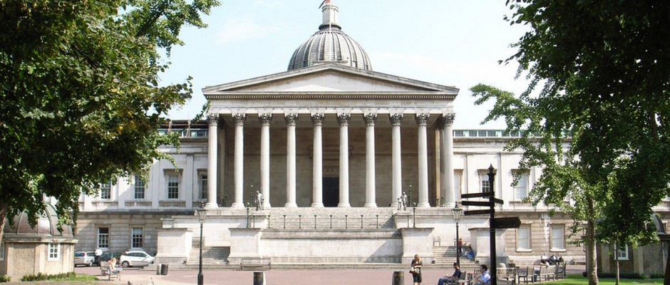 伦敦大学学院全景图片