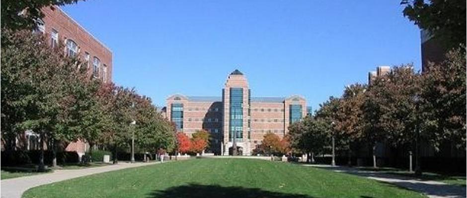 伊利诺伊大学香槟分校全景图片