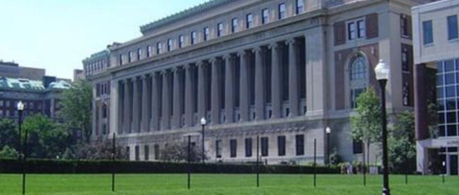 纽约大学全景图片