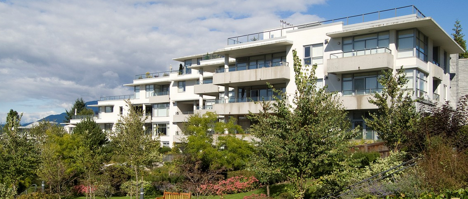 英属哥伦比亚大学全景图片