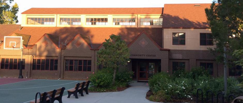 加州大学欧文分校全景图片