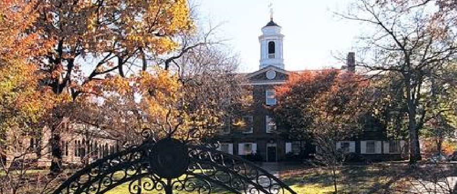 鲁特格斯州立大学新布朗斯维克分校全景图片