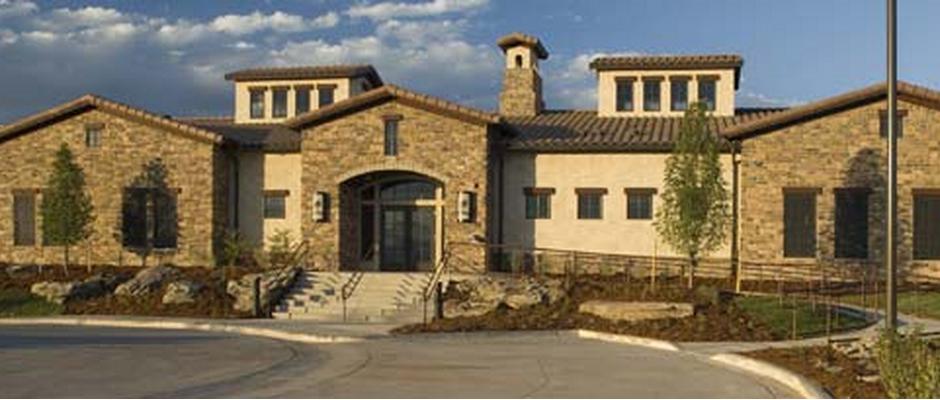 科罗拉多州立大学全景图片