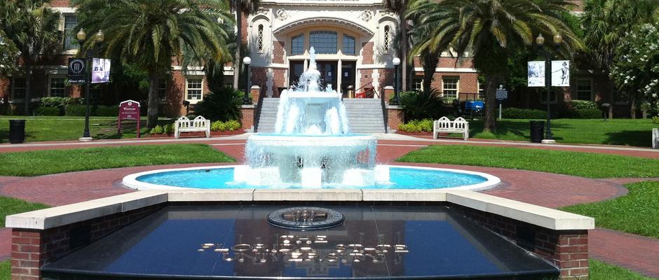 佛罗里达州立大学全景图片