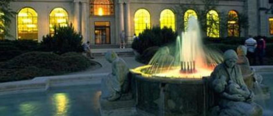 爱荷华州立大学全景图片