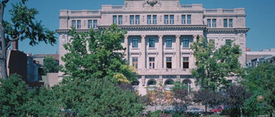 卡尔加里大学全景图片
