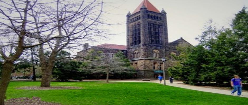 伊利诺伊大学芝加哥分校全景图片