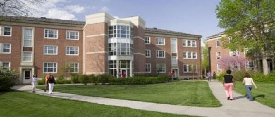 内布拉斯加大学林肯分校全景图片
