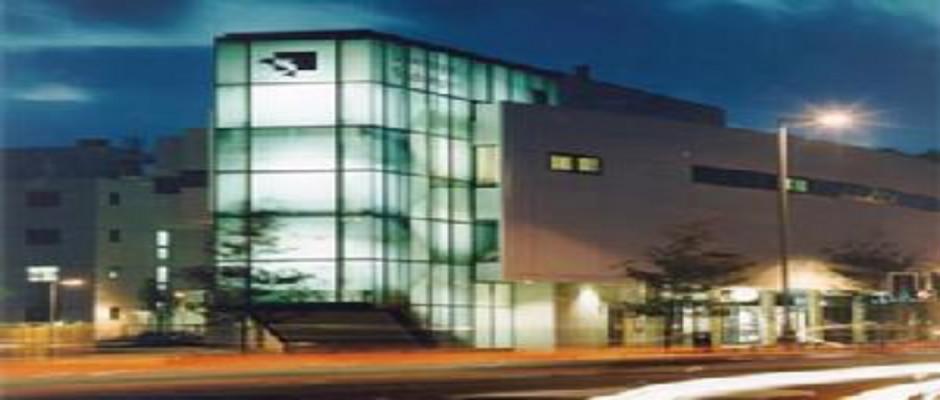 南安普敦大学全景图片