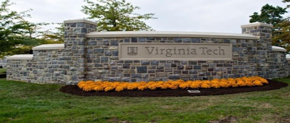弗吉尼亚理工学院全景图片