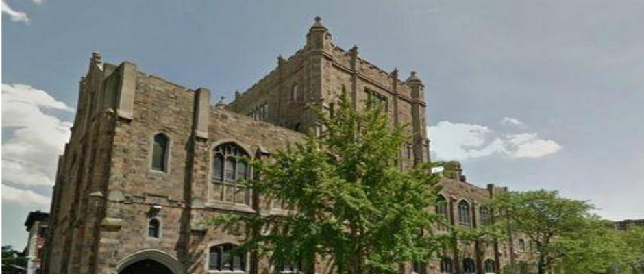 纽约城市大学城市学院全景图片