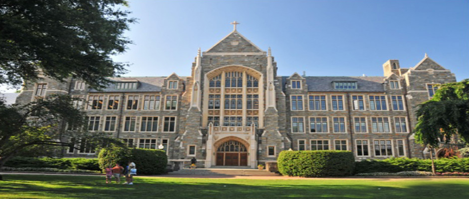 乔治敦大学全景图片
