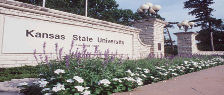 堪萨斯州立大学全景图片