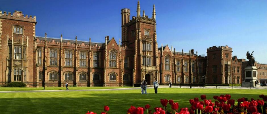 贝尔法斯特女王大学全景图片