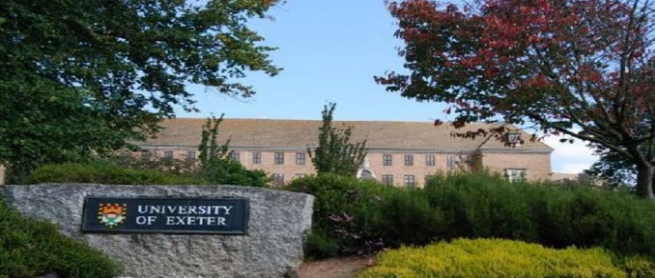 埃克塞特大学全景图片
