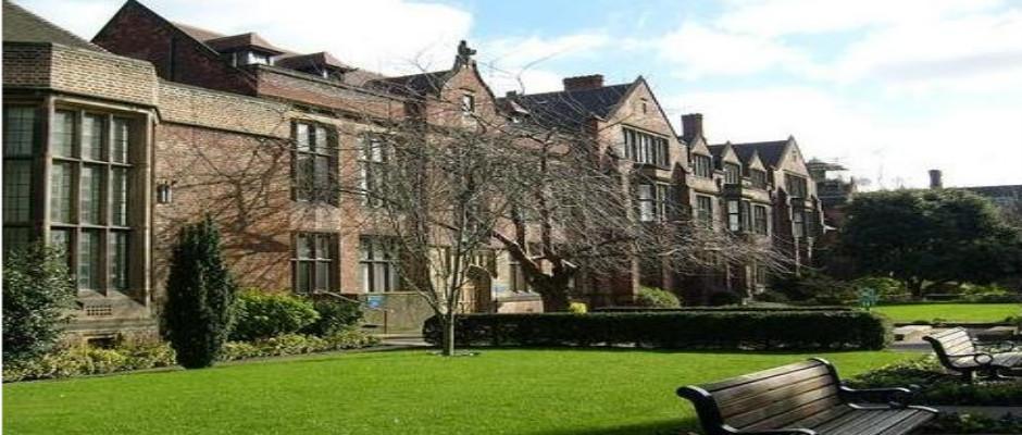 纽卡斯尔大学全景图片