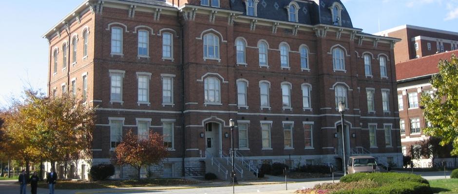 普渡大学西拉法叶分校全景图片