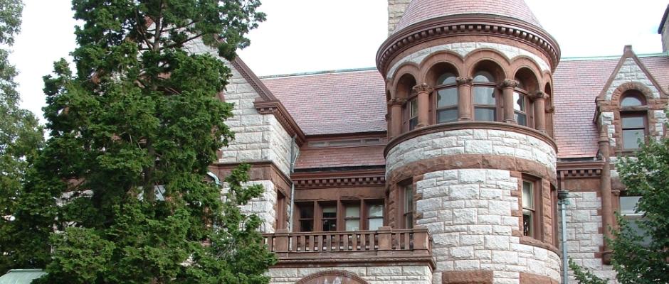 布朗大学全景图片