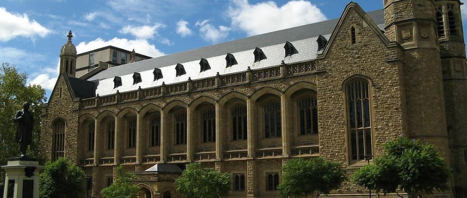 澳大利亚国立大学全景图片