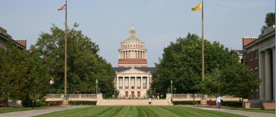 罗切斯特大学全景图片
