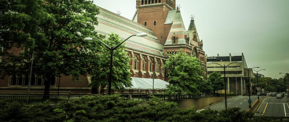 哈佛大学全景图片2