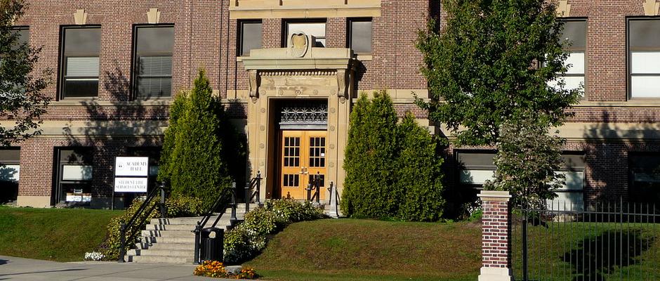伦斯勒理工学院全景图片