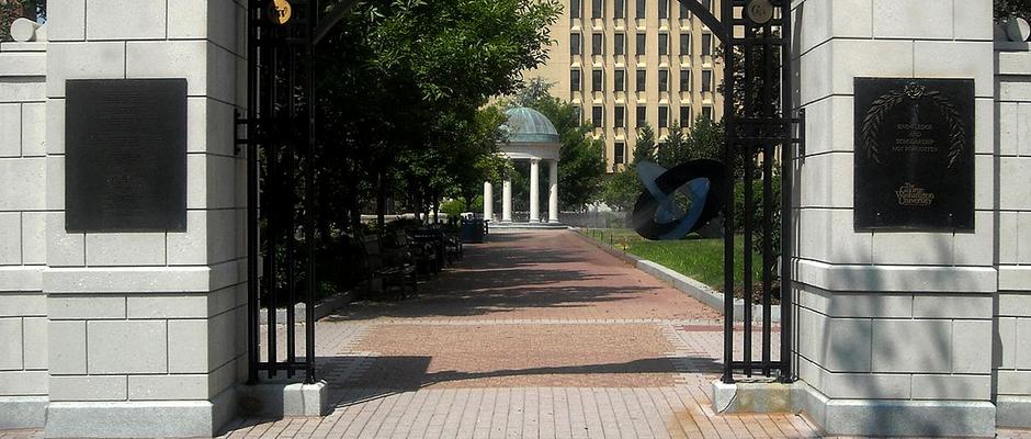 乔治华盛顿大学全景图片