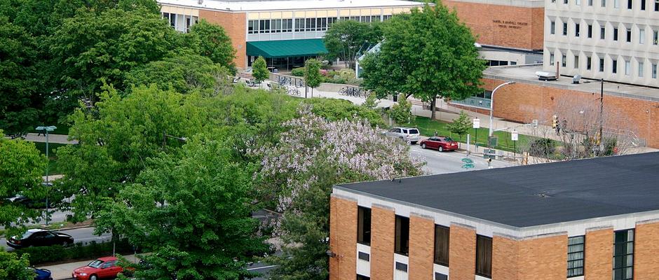 德雷塞尔大学全景图片