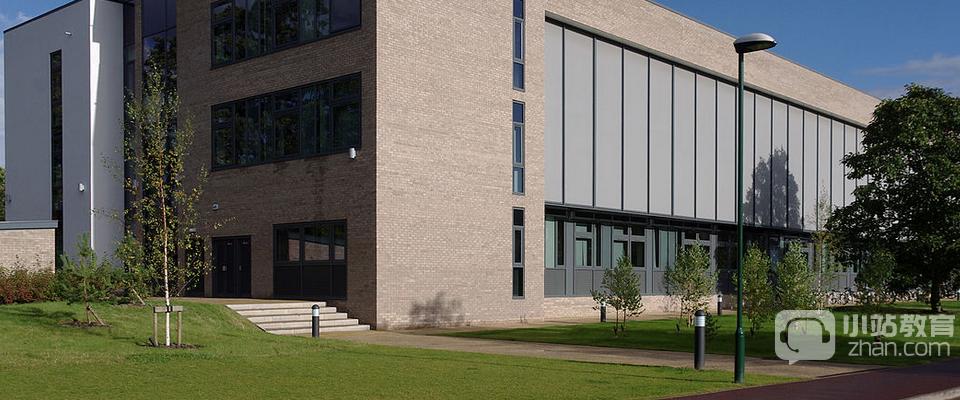 诺丁汉大学全景图片