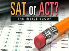 SAT和ACT不知道怎么选?美国高考区别全知道