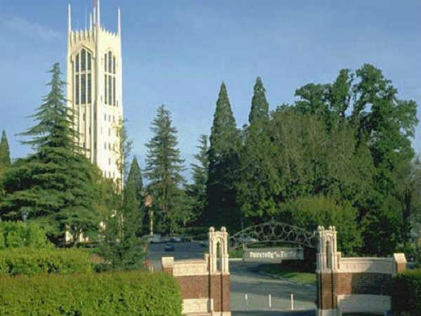 加州的明珠 太平洋大学学费贵么?