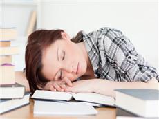 谨记GMAT备考两大忌 切勿占用睡眠锻炼时间