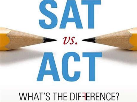 """""""美国高考""""大PK ACT VS SAT 如何选"""