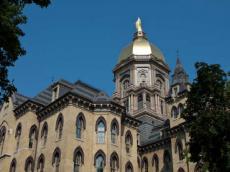 澳洲仅有的两所私立大学之一 圣母大学校园景观