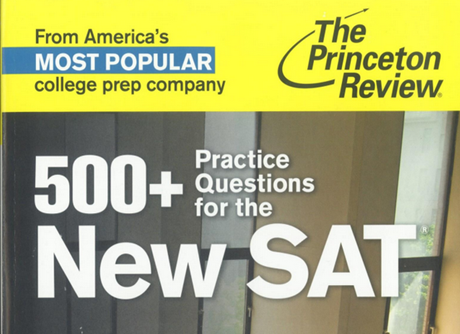 【新SAT考试资料】普林斯顿新SAT考试备考书籍内容讲解