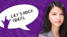 雯姐:Let's rock Toefl