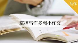 小站雅思精品系列课程之写作1:掌控写作多图小作文